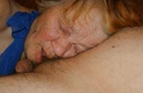 Häßliche Oma kriegt ne Bums Kur