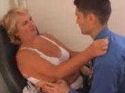 BBW Oma vom Jüngling vernascht