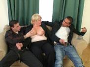 Gruppensex im Seniorenheim