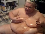 Fette Oma und viel Schokolade