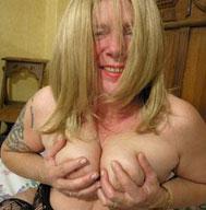 Oma sucht Sextreffen