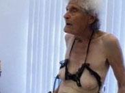 90 Jährige dreht ersten eigenen Porno