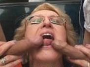 Zur Vesper für die Großmutter zwei frische Schwänze