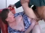 Meine Oma steht auf Arschficken