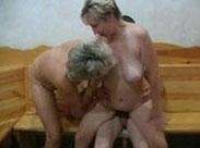 Flotter Dreier mit alten Lesben