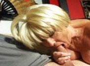 Grannyporno mit hemmungslosem Oralverkehr