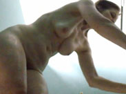 Spanner filmt reife Frauen nackt