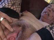 Oma steht auf richtig guten, ausgefallenen Sex
