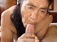 80 jährige Latinas nackt vor der Kamera