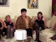 Fette alte Fotzen in einem geilen Gruppensex Porno