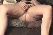 Oma braucht mal wieder einen Orgasmus