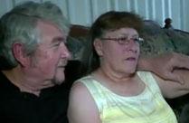 Der Opa und sein Freund ficken die Oma